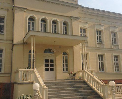Wejscie - Hotel SPA Akacjowy Dwor