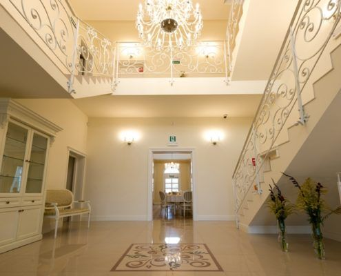 Hall - Hotel SPA Akacjowy Dwor