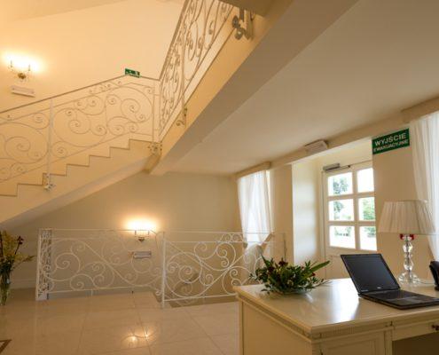 Hotel SPA Akacjowy Dwor - Hall - wejscie do hotelu
