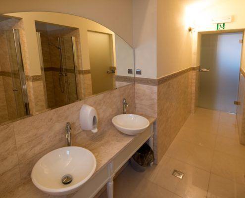 Hotel SPA Akacjowy Dwor łazienka