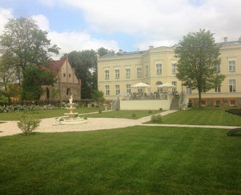 Ogród Hotel SPA Akacjowy Dwor