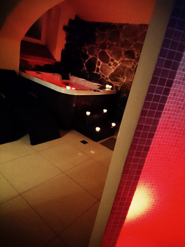 Jacuzzi Hotel SPA Akacjowy Dwór Trzebiatów